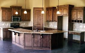 knotty alder kitchen cabinets knotty alder custom cabinetry