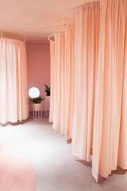 Fitting Room Curtains Lou Grey Circle Visual Inc
