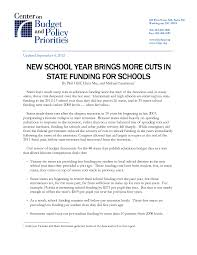 Makeup Schools In Dc New Year Brings More Cuts In State Funding For Schools