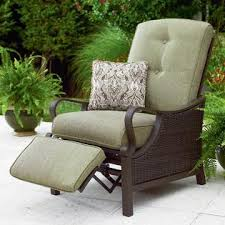 Recliners Recliner Chairs Sears by Peyton Wicker Recliner Enjoy The Good Life At Sears