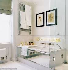 bathroom niche ideas 30 ideas to use storage niches in a bathroom shelterness