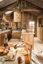 Small Cottage Kitchen Designs Cabin Kitchen Design
