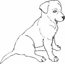 coloring blog archive puppy coloring pages print