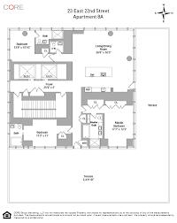 28 8 york street floor plans gallery for gt 8 spruce street