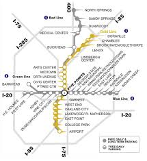 hudson light rail schedule marta gold line marta guide