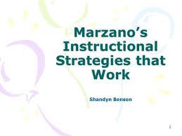 Appendix    Table of Contents of Marzano         Pinterest