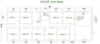 floor plans for commercial modular office buildings