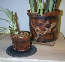 plastic pot recycling turn your basic black nursery pots into