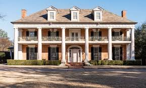 plantation style 9 million plantation style mansion in dallas homes of