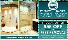 Mr Shower Door The News Press Fort Myers Fl Business Directory Coupons
