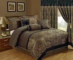 Camo Duvet Cover Brown Camo Comforter 7 Pc White Sheet Set Cal King Size Camouflage