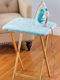 quilting ironing board table portable ironing board tv tray heat resistant batting and one fat