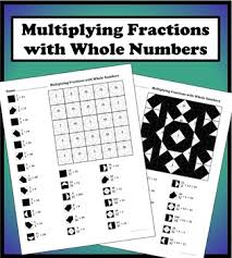 multiplying fractions with by aric thomas teachers pay teachers