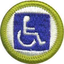 boy scout disability awareness badge jpg