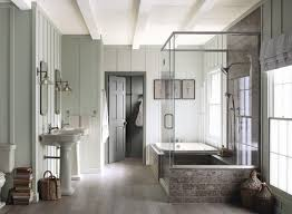Bathroom Ceiling Paint by Gray Bathroom Ideas Northern Roots Bathroom Paint Color Schemes