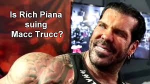 suing rich piana is suing macc trucc for real youtube