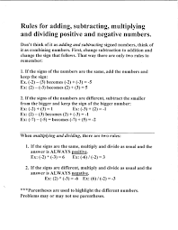 add subtract integers worksheet math worksheet decimals