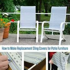Replacing Fabric On Patio Chairs 17 Best How To Install Patio Furniture Repairs Images On Pinterest