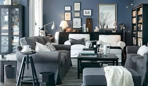 home interior catalog 2012 gray and blue living room
