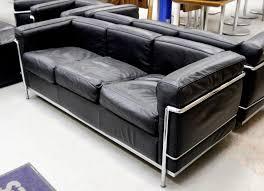 canapé knoll occasion imitation de canap design le corbusier lc2 lounge knoll swan