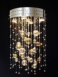 production crystal light fittings glass chandeliers lighting