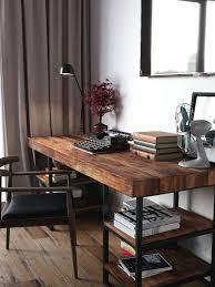 Custom Desk Design Ideas Awesome Design Ideas Wood Desk Designs Computer Clock Writing