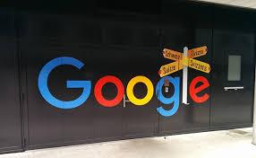 google zurich zurich door with painted street signs