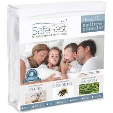 saferest classic plus hypoallergenic 100 waterproof mattress