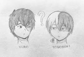 todoroki and zuko my hero academia amino