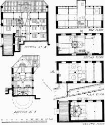 Castle Howard Floor Plan by Weymouth British History Online