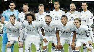 Real Madrid Real Madrid Are Europe S New Comeback The World