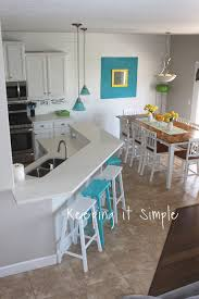 keeping it simple kitchen makeover ideas without a major renovation