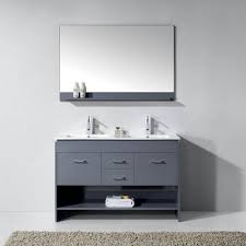 virtu usa md 423 thnb gr 001 gloria 48 in bathroom vanity set