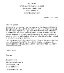 resignation letter appreciation letter after resignation to