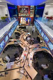 Dow Jones Help Desk Dow Jones Interior By Studios Architecture Cubicle Seating