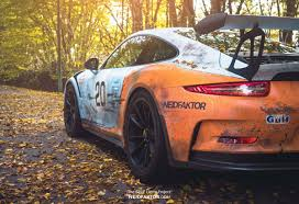 porsche gt3 rs wrap rusty gulf style porsche 911 gt3 rs by neidfaktor u2013 tuning