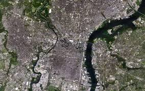 Philadelphia Mural Arts Map by Philadelphia