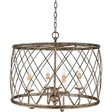 quoizel lighting rdy2823cs pendant lighting dury