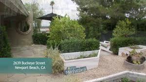 2639 buckeye street newport beach ca 92660 youtube