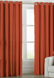 Burnt Orange Curtains Burnt Orange Curtains Deaft West Arch