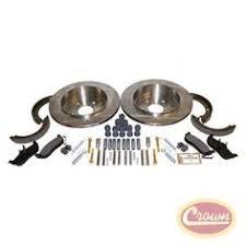 jeep grand rear brakes drum brake service kit front or rear replaces part 808770ke