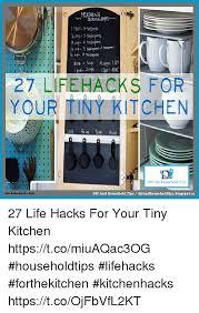 27 lifehacks for your tiny kitchen measurn 27 lifehacks for your tiny kitchen diy and household tips