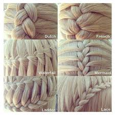 types of hair braids ideas about types of hair for braiding cute hairstyles for girls