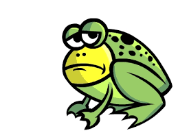 Sad Frog Meme - meme sad frog clipart