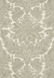 arcadia indore damask taupe wallpaper ar00300