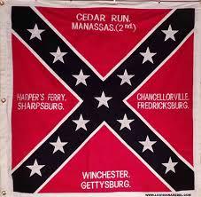 Flag Measurements Confederate Honors Flag Louisiana Rebel