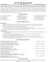 functional resume template administrative assistant director sle functional resumes