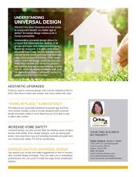 universal design for home modifications
