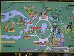 map melbourne fl map of the brevard zoo picture of brevard zoo linear park