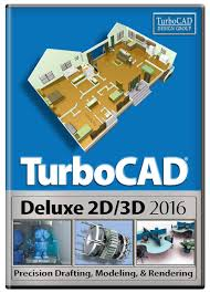 purchase turbocad deluxe 2016